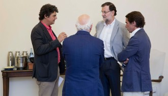 Vés a: El xoc entre Rajoy i Aznar  arriba al nucli dur del PP