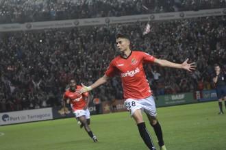Vés a: El Nàstic de Tarragona guanya l'Osasuna i té a tocar la Primera Divisió