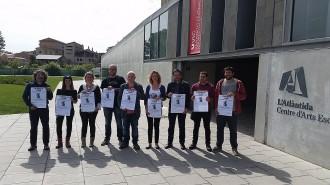 Vés a: ERC i la CUP fan campanya a favor de la municipalització del teatre Atlàntida de Vic