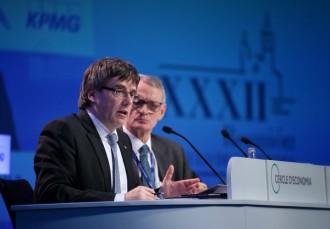 Vés a: Puigdemont anuncia una rebaixa de l'IRPF per a les rendes baixes