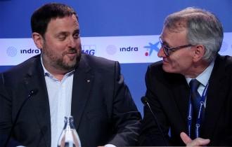 Vés a: Junqueras: «ERC sempre ha volgut rebaixar la pressió a les rendes mitjanes»