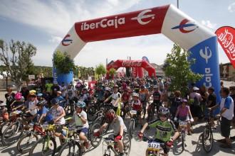 Vés a: La 24a edició de la CabrerèsBTT reuneix 3.000 ciclistes
