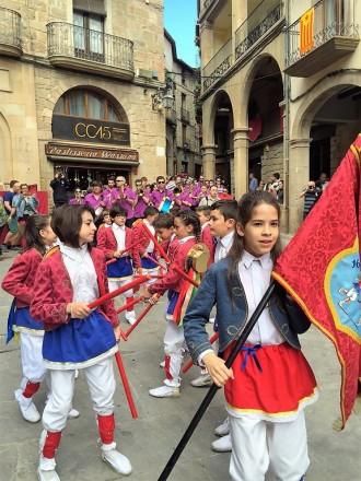 La Festa de Corpus a Solsona marca l'agenda festiva dels propers dies