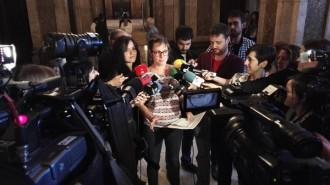 Vés a: Mireia Vehí (CUP): «La Llei de protecció social és encara autonòmica»