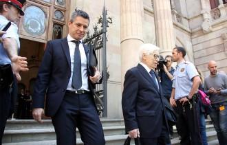 Vés a: Messi no aconsegueix suspendre el judici per «vulneració del dret de defensa»