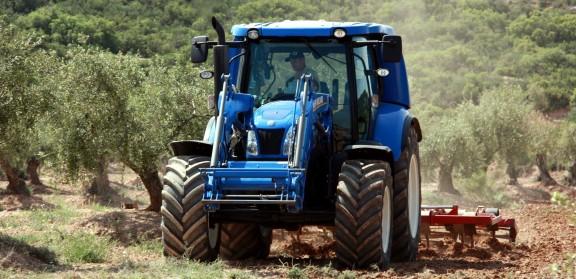 Vés a: Arriba el primer tractor que funciona sense gasoil