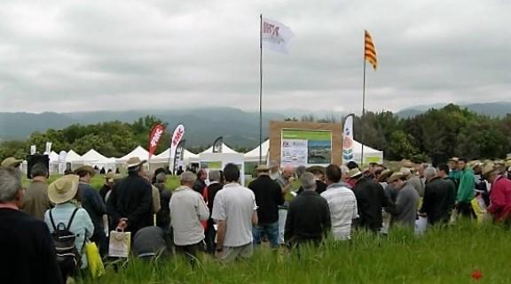 200 agricultors assisteixen a Olius a la XV Jornada Tècnica Intercomarcal sobre Cultius Herbacis