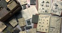 El Bisbe de Solsona diposita al Museu Diocesà material de la revista L'Infantil