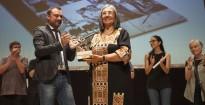 Lydia Campà rep el guardó Músic de l'any a Terrassa 2015