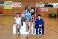 4 podis del Solsona Patí Club al Trofeu de Sant Joan