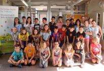 Una trentena de nens s'examinen a Solsona de les proves de Cambridge