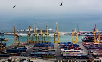 Vés a: Les exportacions catalanes creixen un 9,5% durant el primer semestre i marquen un nou rècord històric