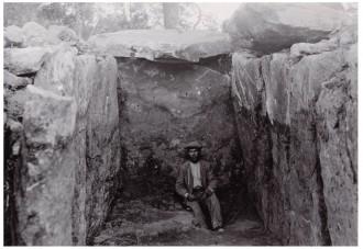 Centenari de l'excavació del Dolmen de Llanera (1916-2016)