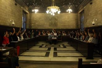 Vés a: El ple de Girona reclama acabar amb la «sobreexplotació» del Ter