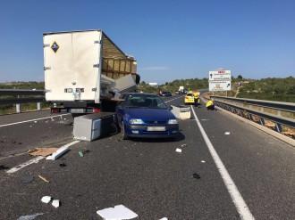 Vés a: Els camions hauran de circular per l'AP-7 i deixar lliure l'N-340 al Penedès,  Tarragonès i Terres de l'Ebre
