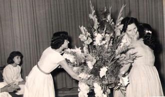 Homenatge a Beneta Trullàs i Puig (any 1954) / Foto: Rafel Comes