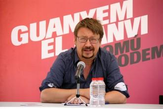 Vés a: Domènech critica Sánchez perquè, davant la crisi del Brexit, només pateix pel referèndum català
