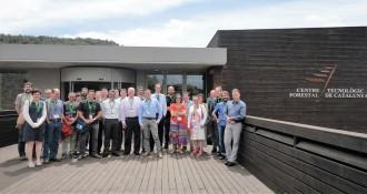Vés a: Un projecte europeu permetrà dissenyar el futur Observatori del Patrimoni Natural