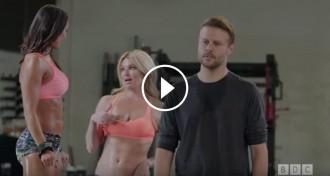 VÍDEO La paròdia dels personatges que ens hem trobat en un gimnàs