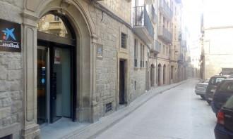 Atracament a una oficina bancària de Solsona