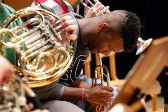 La Boston Philharmonic Youth Orchestra, a Terrassa