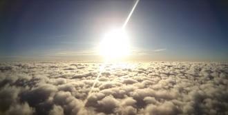 Estudiants de Terrassa capten imatges espectaculars de la Terra i del Sol