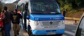 Un bus aproparà els excursionistes al Parc Nacional d'Aigüestortes