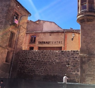 Solsona restaura i millora la seguretat del tram de muralla del carrer de Santa Llúcia