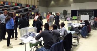 Solsona oferirà per a les persones amb mobilitat reduïda servei d'acompanyament al col·legi electoral