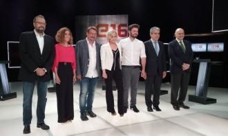 Vés a: Les activitats dels candidats catalans durant el dia de reflexió