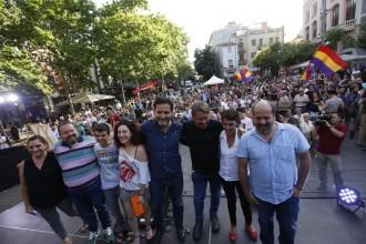 Vés a: Xavier Domènech: «Independentistes i socialistes ens han dit que ens votaran»