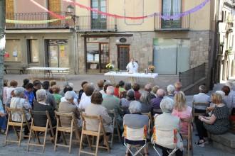 La Plaça de Sant Joan celebra la seva festivitat