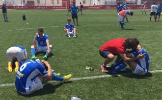 El Lleida es queda sense ascens a Segona després d'una tanda de penals dramàtica
