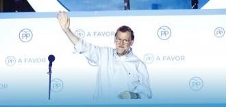 Vés a: Rajoy reclama el dret a governar