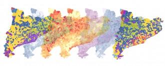 Vuit mapes per explicar el 26-J a Catalunya