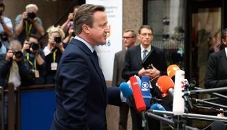 Vés a: «L'últim sopar» de David Cameron a Brussel·les