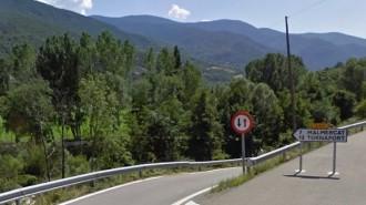 Tornafort, Malmercat i Puigforniu reclamen l'arranjament de la carretera