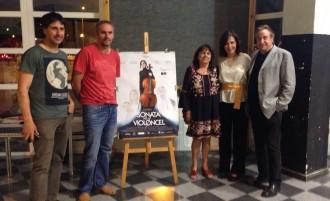 Estrena a Sort del film «Sonata per a violoncel», amb escenes al Pallars
