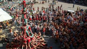 Jaume Adam: «Per a nosaltres, els castellers són com la Champions League»