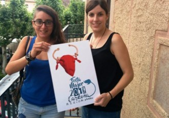 Cardona ja té cartell anunciador de la Festa Major