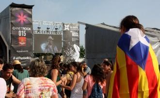 Vés a: La plana major de la música catalana serà al Canet Rock aquest dissabte