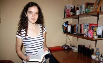 Núria Alegret: «No tinc cap secret, només dedicació, esforç i que t'agradi»