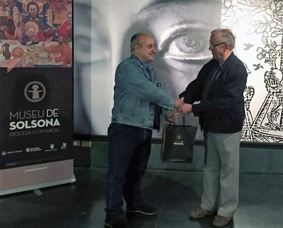 Lluís Codina guanya el primer concurs Instagram del Museu de Solsona