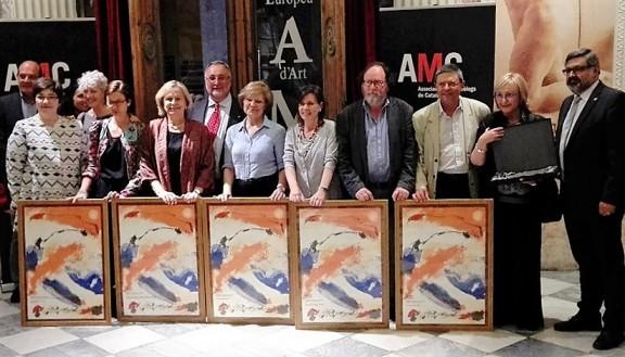 Jaume Bernades, Director Tècnic del Museu de Solsona, guardonat als VI Premis de Museologia de l'AMC