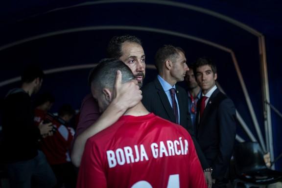 Final del Play Off entre el Girona FC i l'Osasuna FC