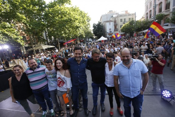 Xavier Domènech: «Independentistes i socialistes ens han dit que ens votaran»