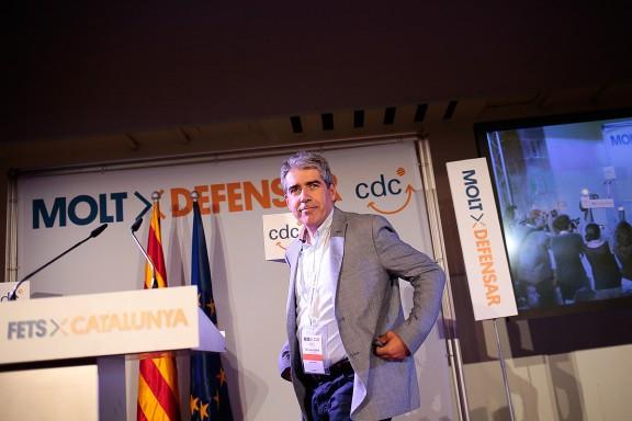 Eleccions 26-J: nit electoral de CDC