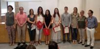 Arnau Torramorell, alumne de l'Institut Francesc Ribalta, premiat per la Pompeu Fabra