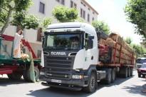 Una mostra de vehicles clàssics, principal novetat de la Festa de Sant Cristòfol a Solsona