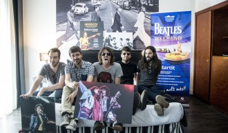 Vés a: Beatles i Rolling Stones, l'eterna disputa